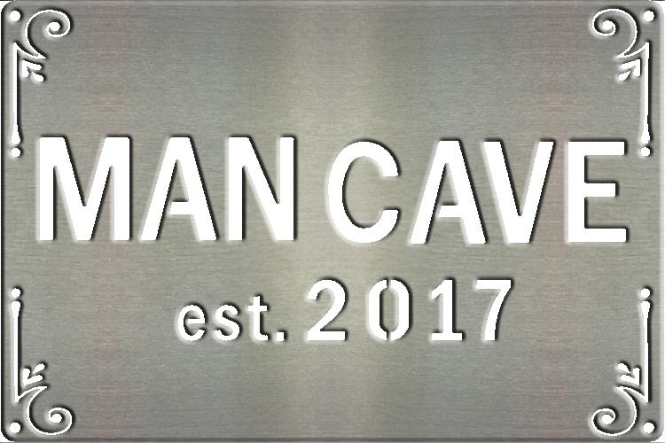 MS260-00002-0812 [Man Cave Est. Year]